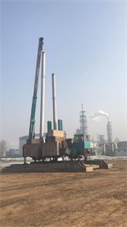 临邑索通碳材料项目